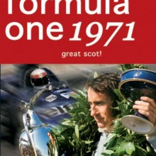FORMULA ONE REVIEW 1971 - GREAT SCOTT! DVD