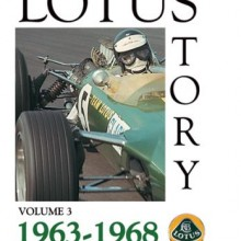 LOTUS STORY VOL 3 DVD