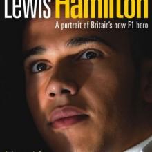Książka 'Lewis Hamilton - A portrait of Britain's new F1 star' Andrew van de Burgt