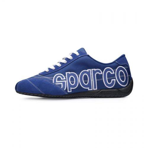 Buty Sparco Logo Niebieskie