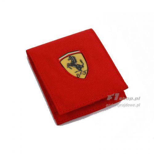 569a9d8aea6f3 Portfel czerwony Ferrari F1 Team